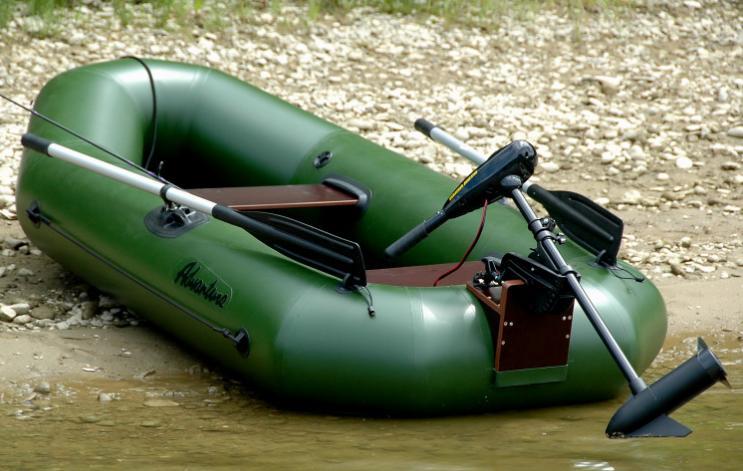 Надувная лодка Adventure Scout S250T
