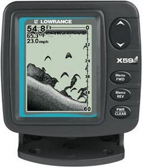 Эхолот Lowrance X59DF