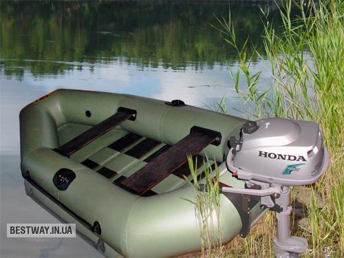 какой лучше мотор для лодки резиновой